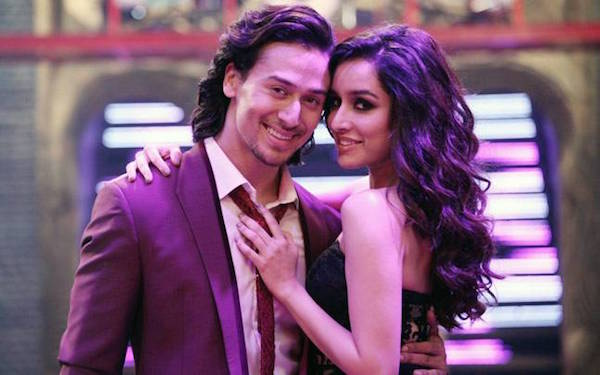 Shraddha Kapoor and Tiger Shroff
