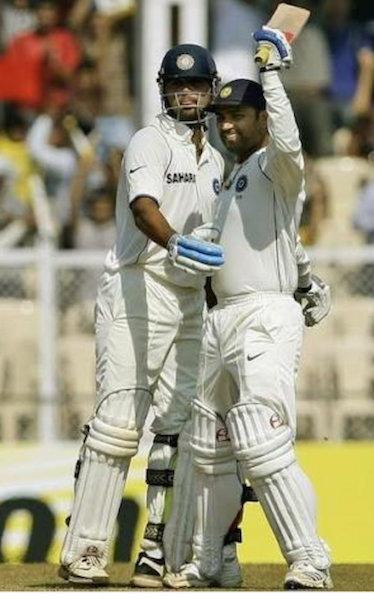 Virender Sehwag and Murali Vijay