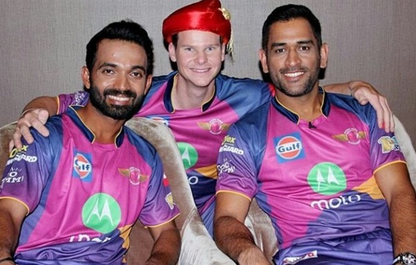 Ajinkya Rahane, Steve Smith , MS Dhoni