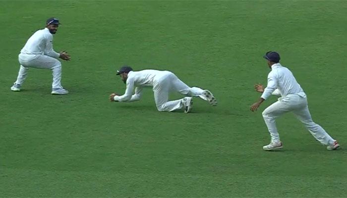 Virat Kohli stunning catch