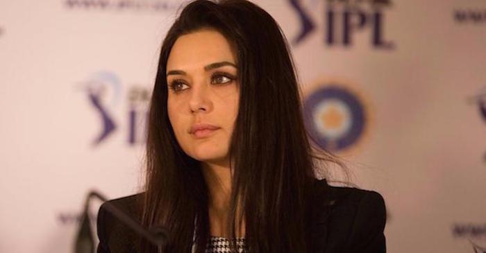 Preity Zinta T20 cricket