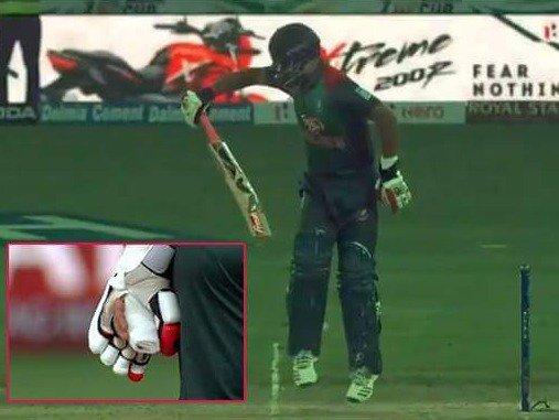Tamim Iqbal injured