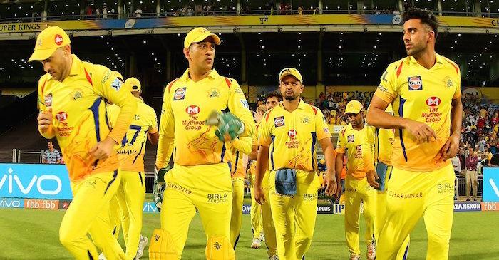 acac4c0c IPL 2019: Chennai Super Kings team players list and their salaries –  CricketTimes.com