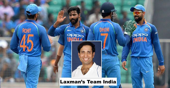 Vvs Laxman Names His Indian Squad For The Icc Cricket World
