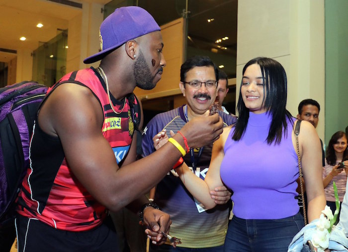 Andre Russell, Jassym Lora