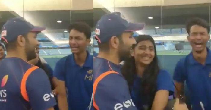 Rohit Sharma fan