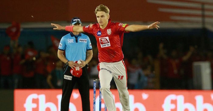 Image result for sam curran vs mi ipl