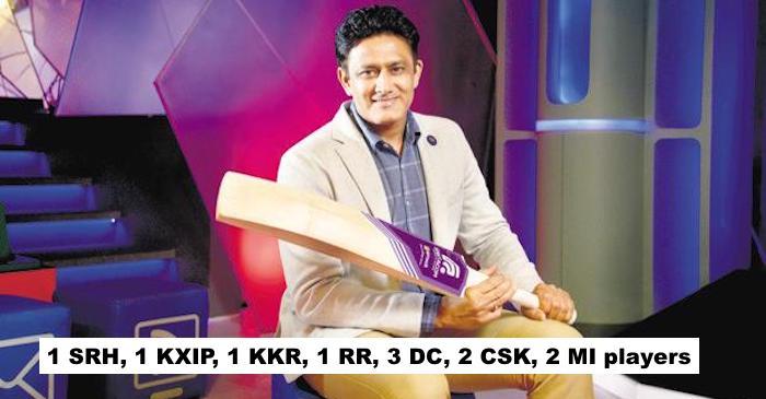 Anil Kumble IPL XI
