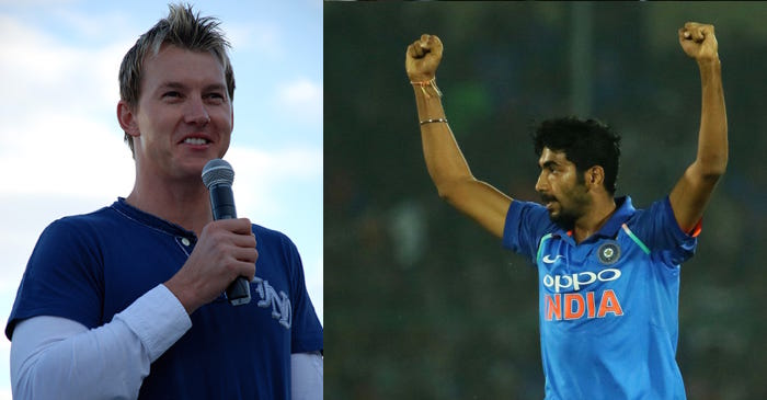 Brett Lee, Jasprit Bumrah
