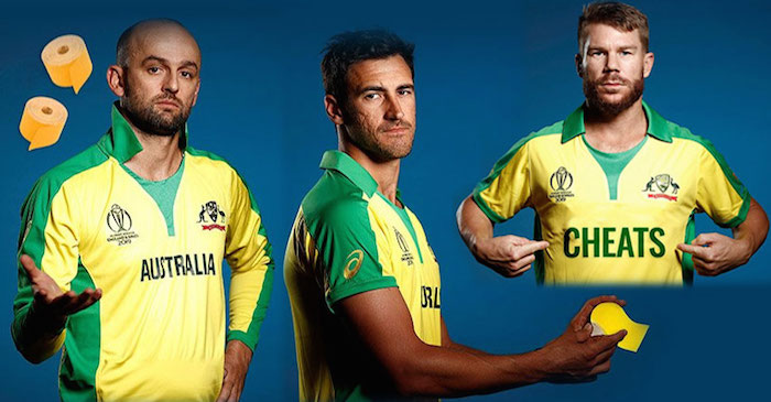 Nathan Lyon, Mitchell Starc, David Warner