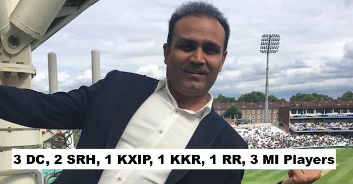IPL 2019: Virender Sehwag reveals his best XI of the tournament; MS Dhoni, Virat Kohli ignored