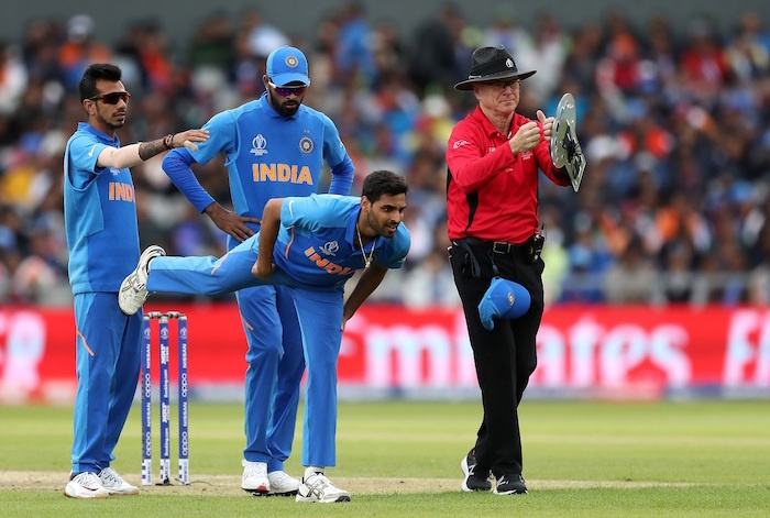 Bhuvi injury