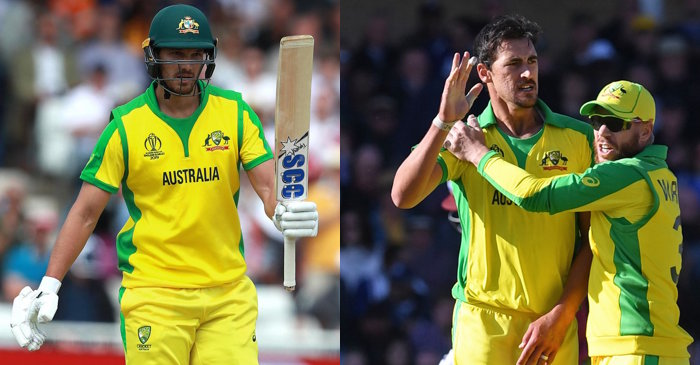 Nathan Coulter-Nile , Mitchell Starc