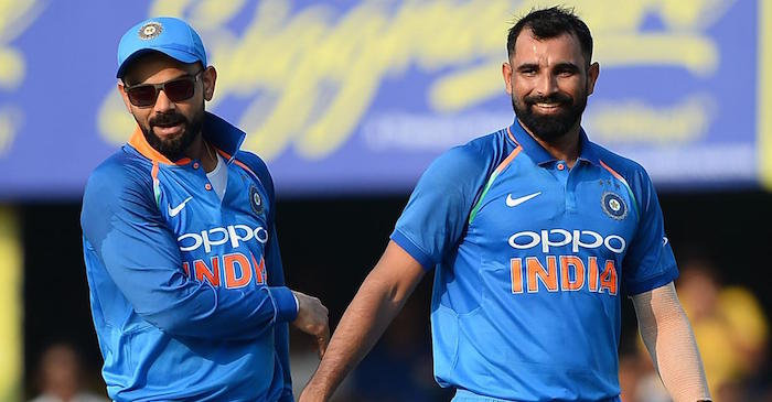 Mohammed Shami World Cup 2019