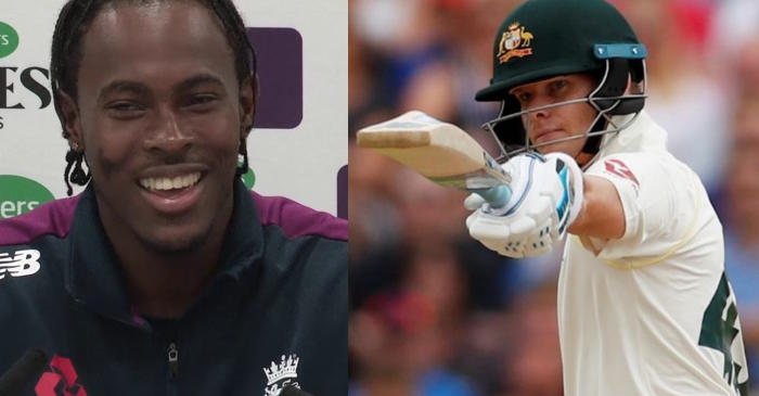 Jofra Archer, Steve Smith
