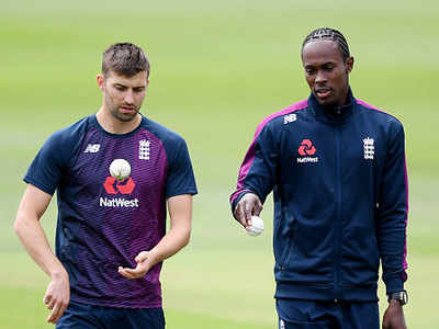 Jofra Archer and Mark wood injury
