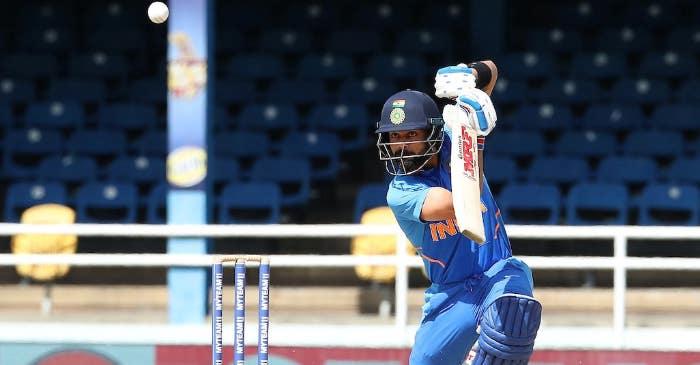 Virat Kohli WI ODI Record