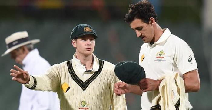 Steve Smith, Mitchell Starc