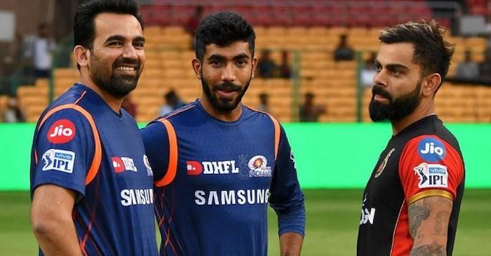 Jasprit Bumrah, Mumbai Indians, RCB fan