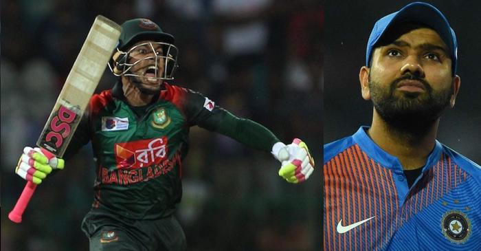Mushfiqur Rahim, Bangladesh beat India