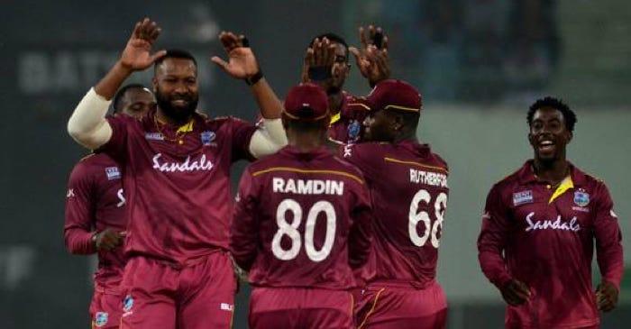 West Indies ODI, T20I squad
