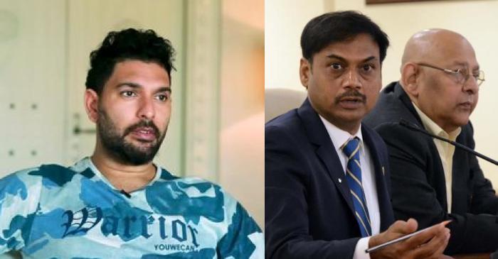 Yuvraj Singh, India selectors