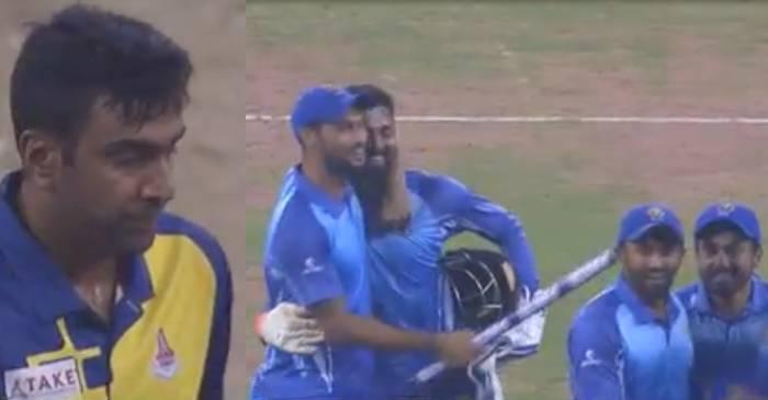 Karnataka beat Tamil Nadu