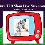 euro t20 slam live streaming