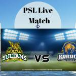 KK Vs MS PSL Live Match