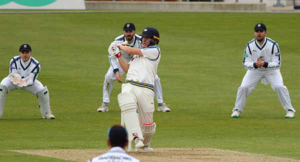 gary ballance hit out