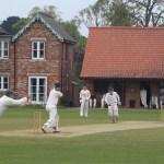 Edged at Clifton Alliance Cricket Club