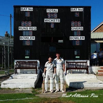 cricket record breakers