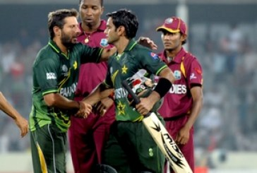 Pakistan vs West Indies 2013 2nd T20 Highlights
