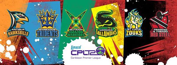 Caribbean Premier League Teams