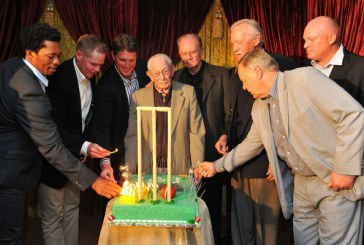 Happy birthday to Norman Gordon – the oldest cricketer alive
