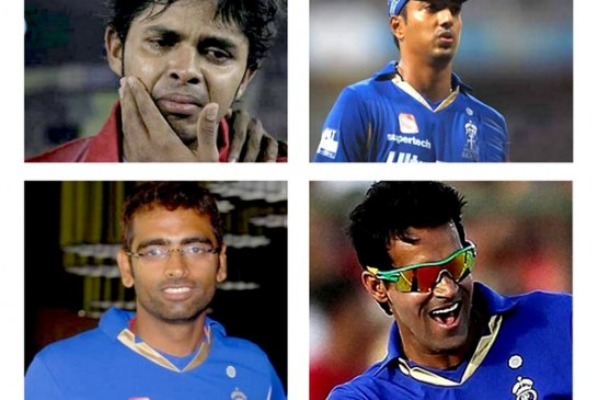 4 IPL Players found guilty of match-fixing