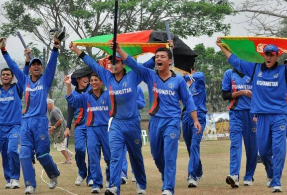 Afghanistan Qualifies for Cricket World Cup 2015