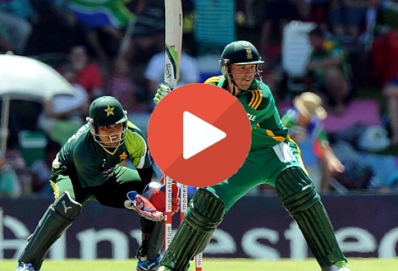 Watch Pakistan vs South Africa 1st ODI Cricket Highlights