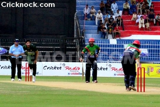 Afghanistan to Play a T20 against Pakistan