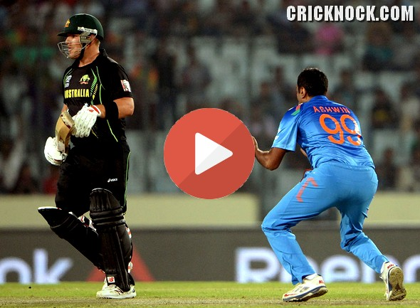 Watch India vs Australia World T20 2014 Highlights