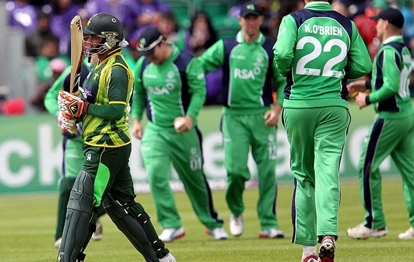Ireland Cancels Tour of Pakistan