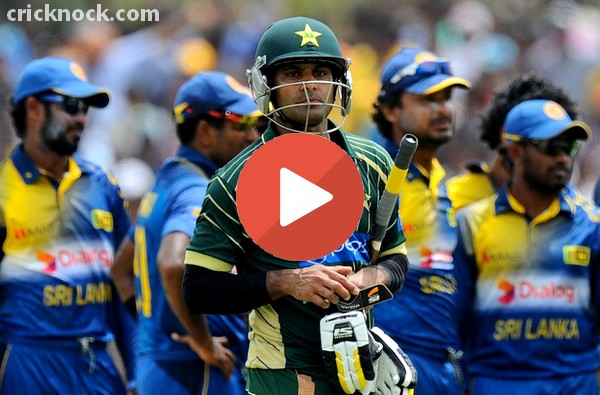 Watch Pakistan vs Sri Lanka 3rd ODI Highlights