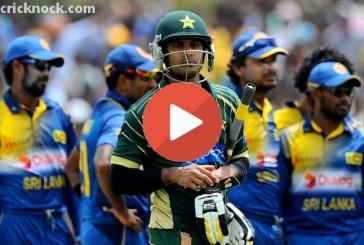 Watch Pakistan vs Sri Lanka 3rd ODI Highlights