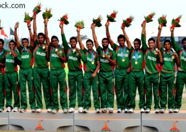 Bangladesh beat Kuwait by 203 runs