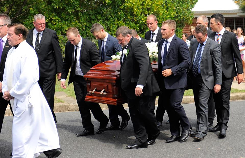 Phillip Hughes Laid to Rest in his Hometown Macksville