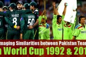 Is History Going to Repeat itself for Pakistan in ICC Cricket World Cup 2015