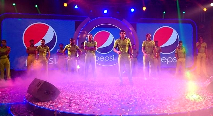 Pakistan Kit For ICC Cricket World Cup 2015 Unveiled in Lahore