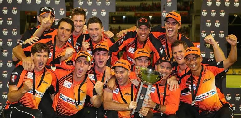Perth Scorchers win BBL T20