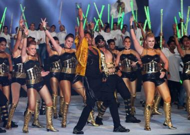 The Indian Premier League (IPL T20) is here to solve the ICC Cricket World Cup 2015 hangover issue with its latest version of the T20 league. The IPL 2015 opening ceremony was held at the Salt Lake stadium in Kolkata.