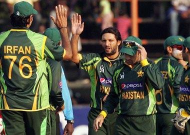 Zimbabwe Tour of Pakistan 2015 Complete Fixtures